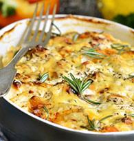 Plats cuisinés, légumes