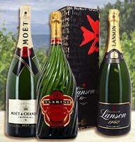 Champagne en Grands formats