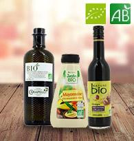 Condiments, huile et vinaigre