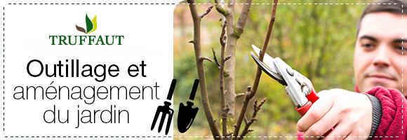 Outillage et aménagement du jardin