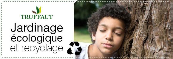 Jardinage écologique et recyclage