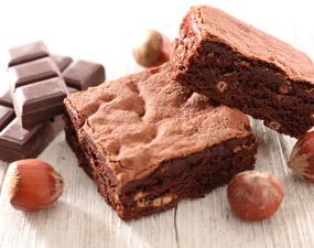 Brownie à la noisette