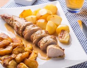 recette Filet mignon de porc à la bière pour 4 personne(s) - houra.fr