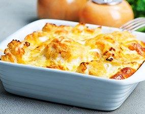recette Gratin de légumes d'antan